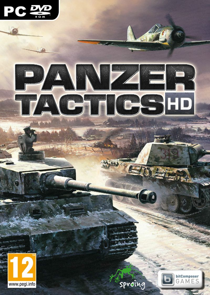 Panzer Tactics HD 0