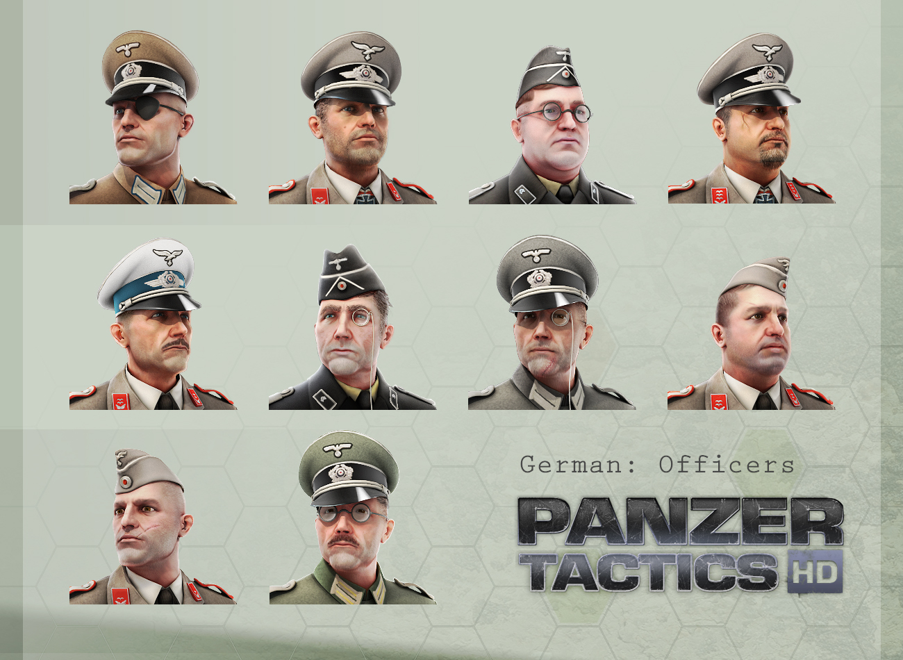 Panzer Tactics HD 8