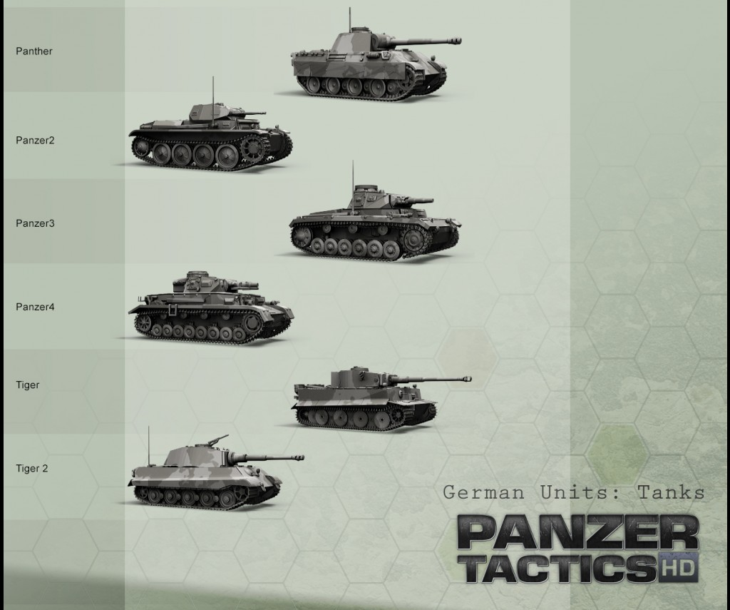 Panzer Tactics HD 7