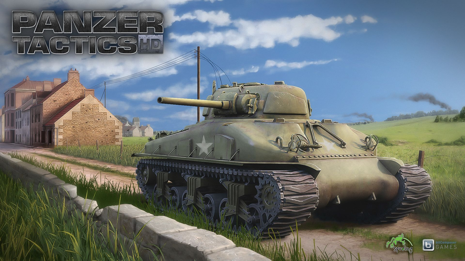 Panzer Tactics HD 3