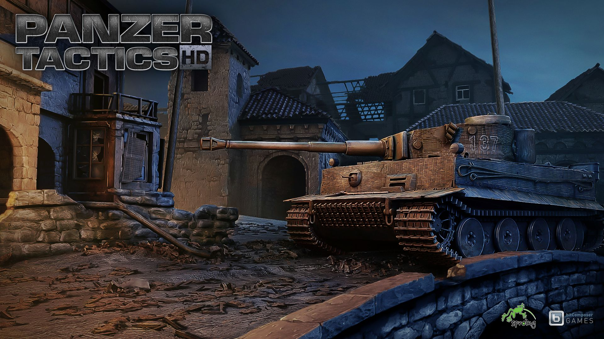 Panzer Tactics HD 1