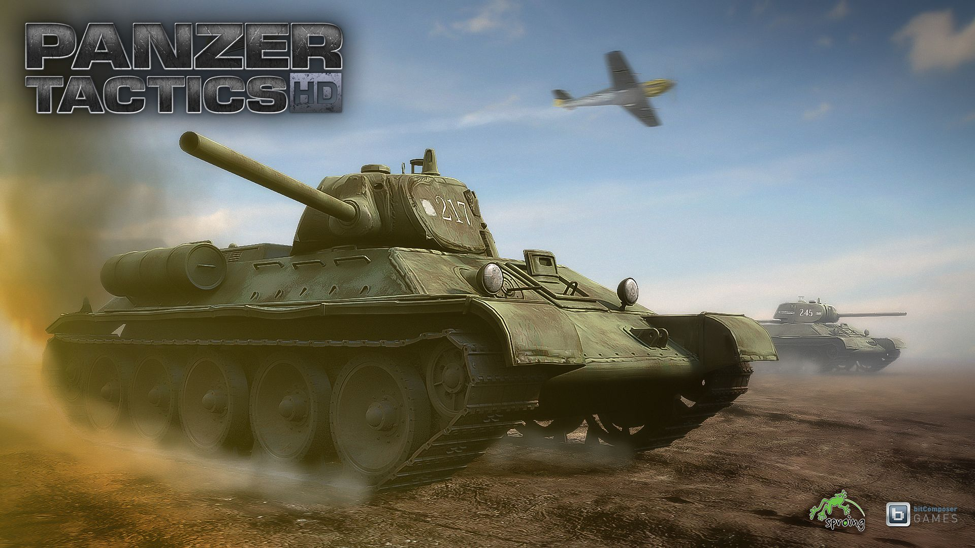 Panzer Tactics HD 2